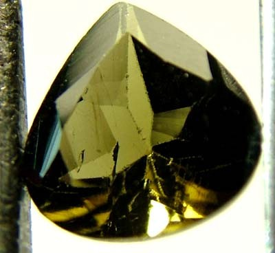 TOURMALINE FACETED STONE 1.80 CTS FN 4603 (TBG-GR)