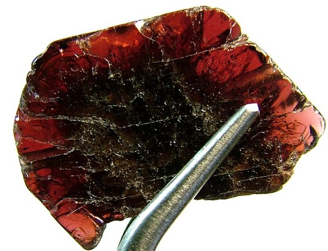 GARNET BEAD NATURAL 23.80 CTS NP-991