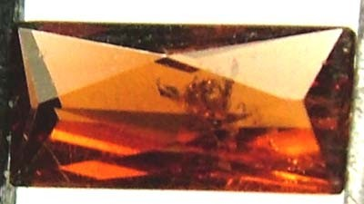 GARNET FACETED NATURAL STONE 0.40 CTS FN 4626  (TBG-GR)