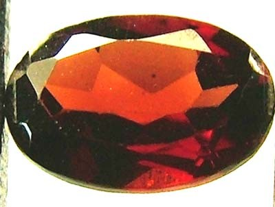 GARNET FACETED NATURAL STONE 0.55 CTS FN 4713  (TBG-GR)