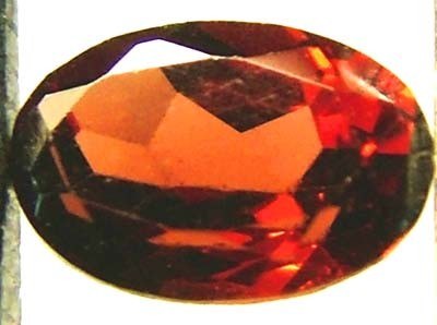 GARNET FACETED NATURAL STONE 0.65 CTS FN 4716  (TBG-GR)