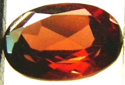 GARNET FACETED NATURAL STONE 0.60 CTS FN 4719  (TBG-GR)