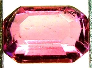 TOURMALINE FACETED STONE 0.50 CTS FN 4727 (TBG-GR)