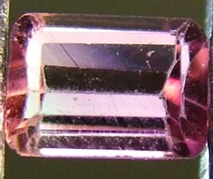 TOURMALINE FACETED STONE 0.50 CTS FN 4767 (TBG-GR)