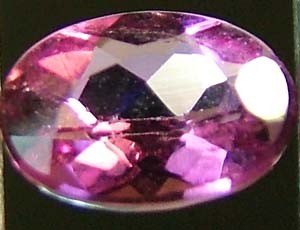 TOURMALINE FACETED STONE 0.60 CTS FN 4770 (TBG-GR)