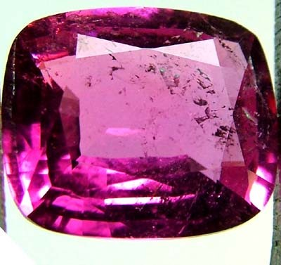TOURMALINE FACETED STONE 4.45 CTS FN 4807 (TBG-GR)