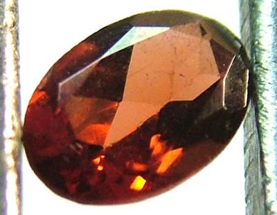 GARNET FACETED NATURAL STONE 0.50 CTS FN 4877  (TBG-GR)