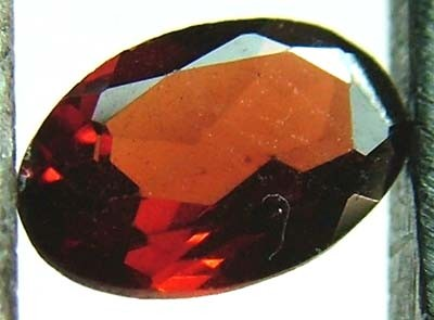 GARNET FACETED NATURAL STONE 0.60 CTS FN 4882  (TBG-GR)