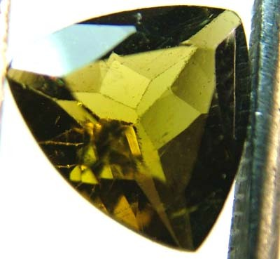 TOURMALINE FACETED STONE 2 CTS FN 4841 (TBG-GR)