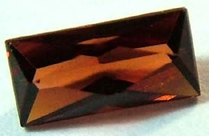 GARNET FACETED NATURAL STONE 0.45 CTS FN 4914  (TBG-GR)