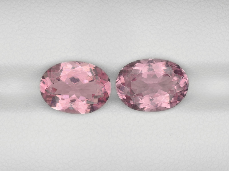 Pair of Spinels, 6.44ct - Mined in Sri Lanka | Certified by IGI