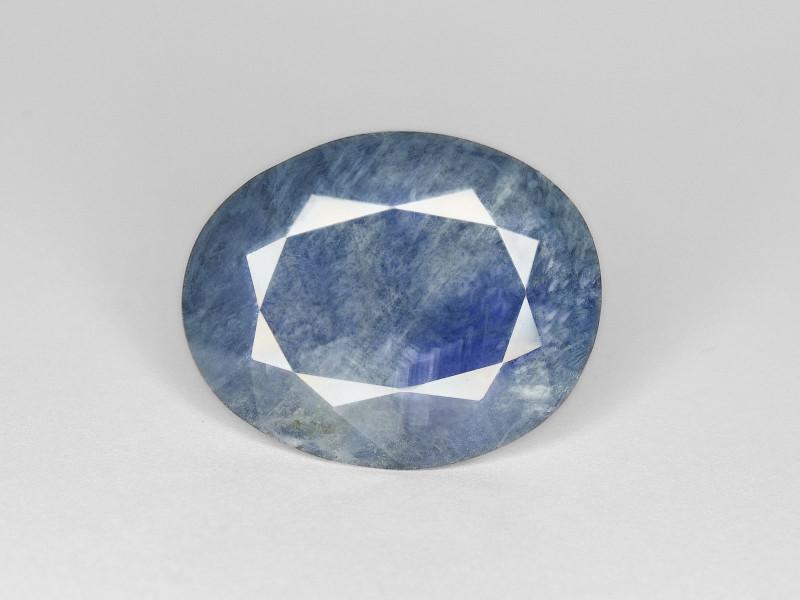 Blue Sapphire, 139.36ct - Mined in Burma | Certified by GRS