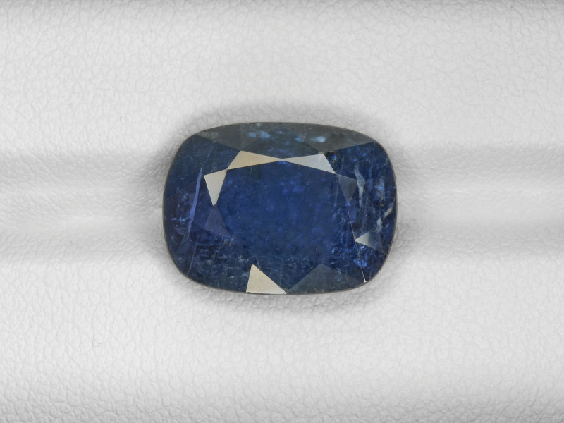 Blue Sapphire, 9.59ct - Mined in Burma | Certified by GRS