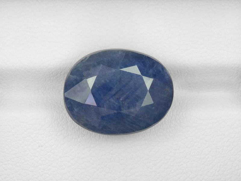 Blue Sapphire, 19.88ct - Mined in Burma | Certified by IGI