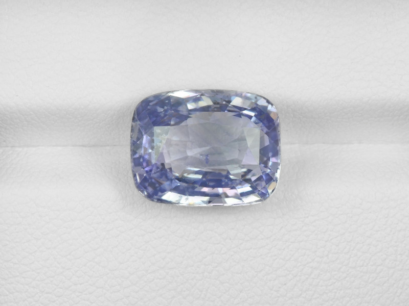 Blue Sapphire, 9.40ct - Mined in Sri Lanka | Certified by GIA