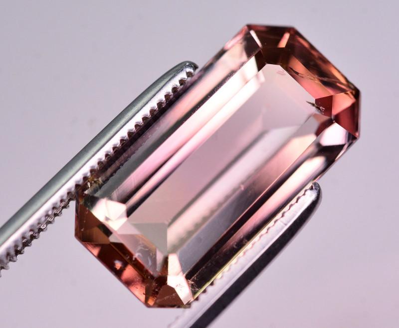Top Color 6.20 Ct Natural Pink Tourmaline AT1