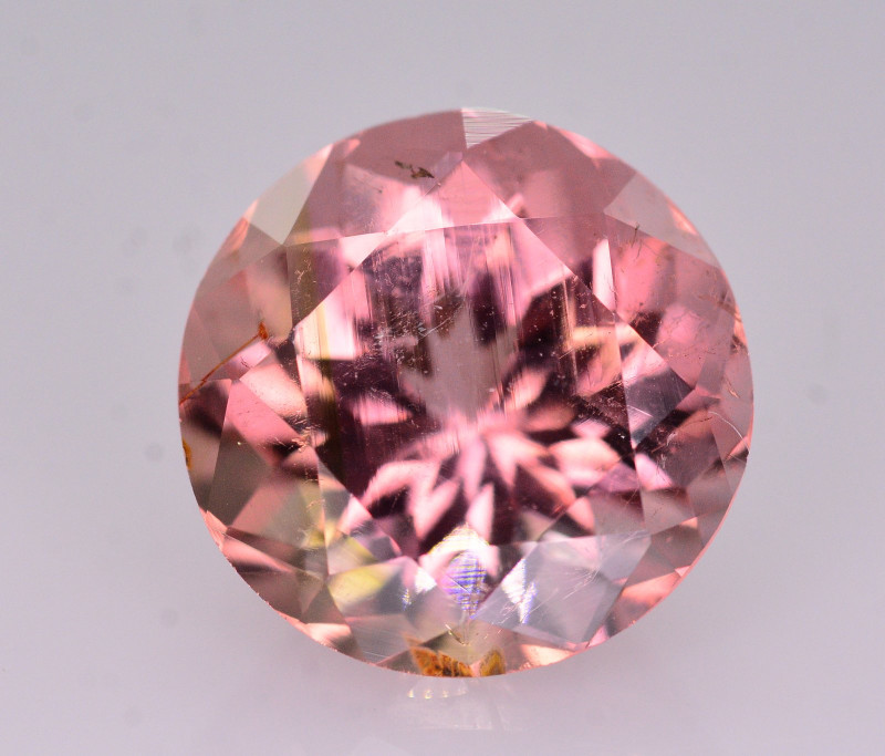 Top Color 4.55 Ct Natural Pink Tourmaline AT1