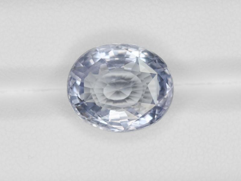 Blue Sapphire, 11.93ct - Mined in Sri Lanka   Certified by GRS