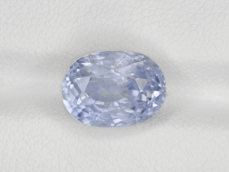 Blue Sapphire, 6.68ct - Mined in Sri Lanka   Certified by IGI