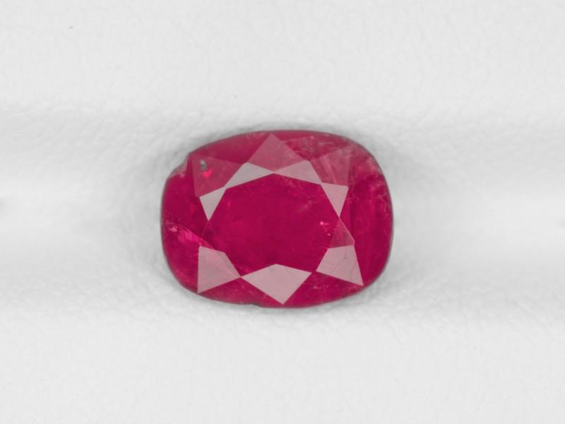Ruby, 1.93ct - Mined in Burma | Certified by IGI
