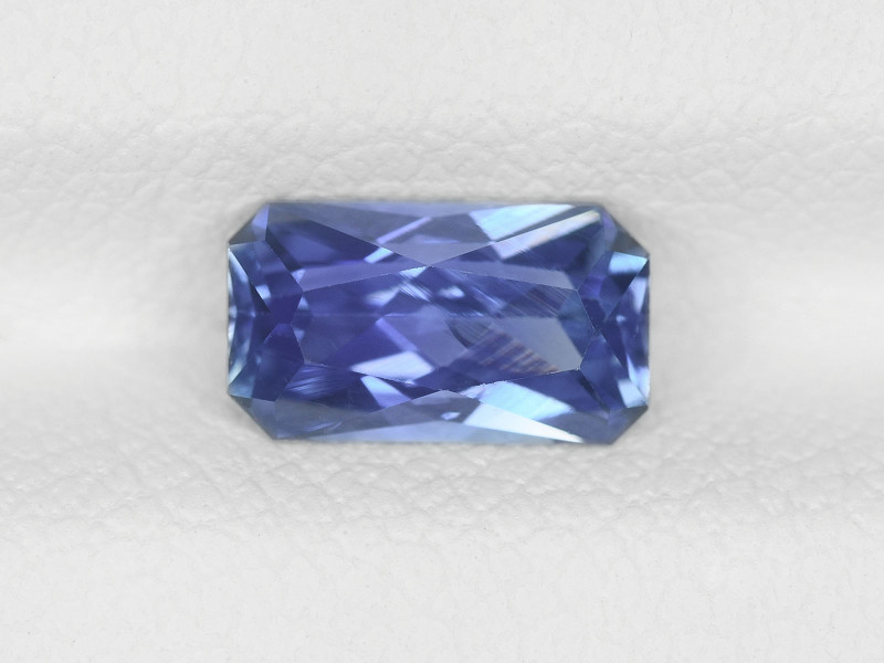 Blue Sapphire, 1.27ct - Mined in Sri Lanka | Certified by GRS