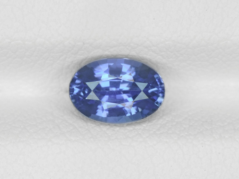 Blue Sapphire, 1.28ct - Mined in Burma | Certified by IGI