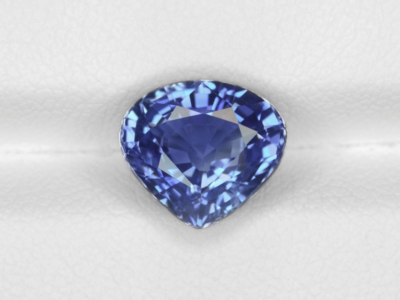 Blue Sapphire, 3.89ct - Mined in Madagascar | Certified by GIA & IGI