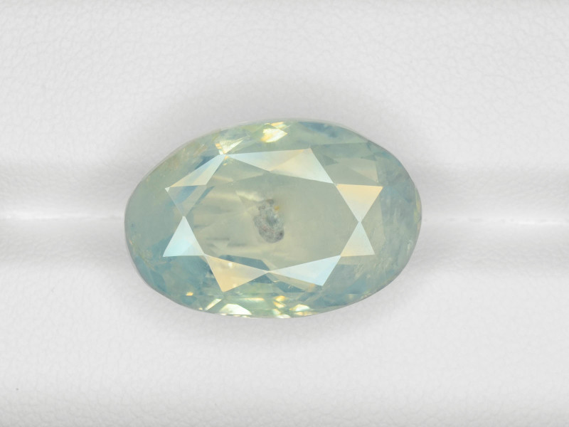 Blue Sapphire, 25.38ct - Mined in Sri Lanka | Certified by GIA, GRS & IGI