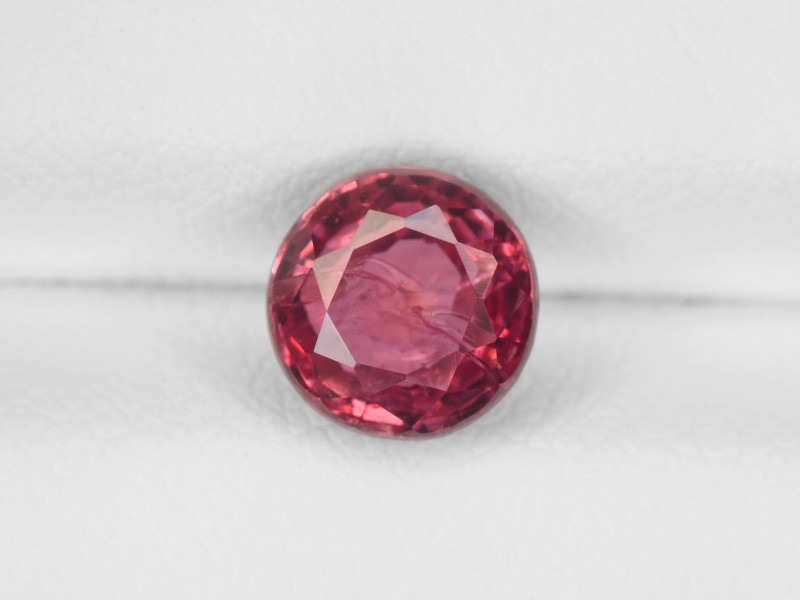 Padparadscha Sapphire, 2.08ct - Mined in Madagascar | Certified by IGI