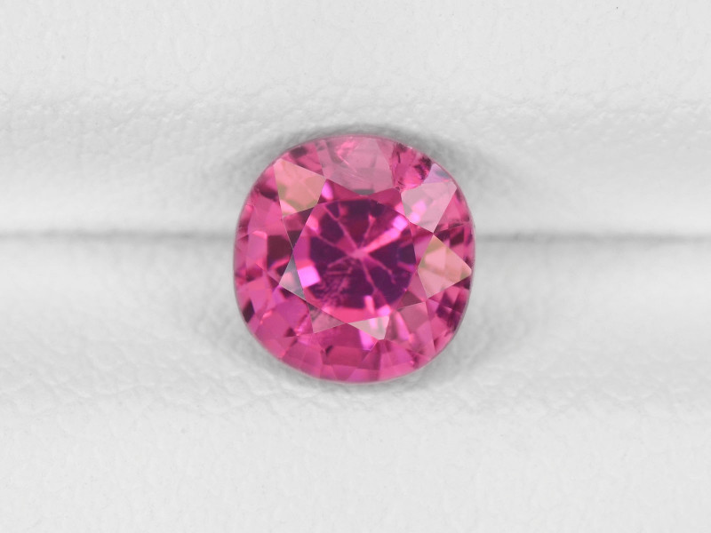 Spinel, 1.01ct - Mined in Burma   Certified by IGI