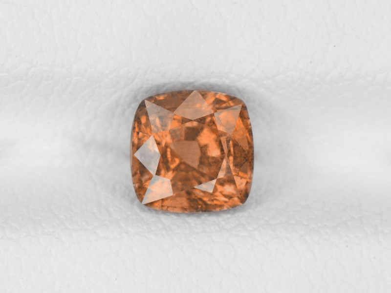 Padparadscha Sapphire, 1.15ct - Mined in Madagascar | Certified by IGI