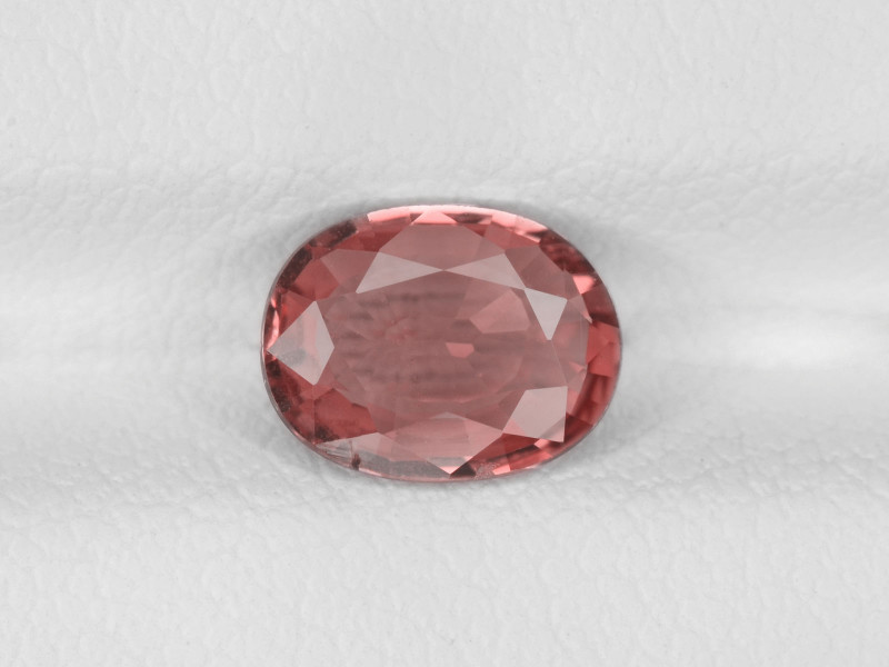 Padparadscha Sapphire, 1.14ct - Mined in Madagascar | Certified by GRS