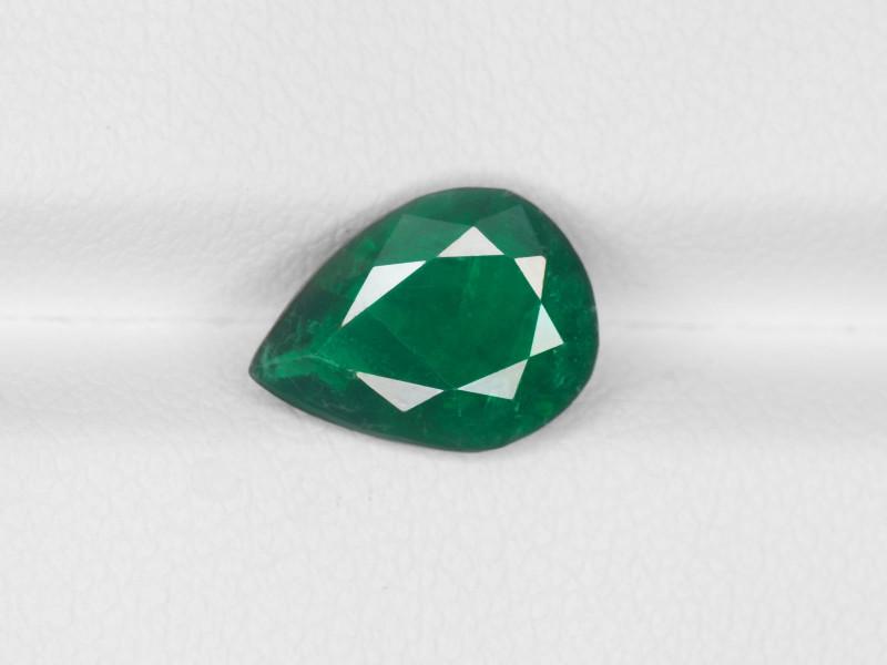 Emerald, 2.09ct-Mined in Brazil