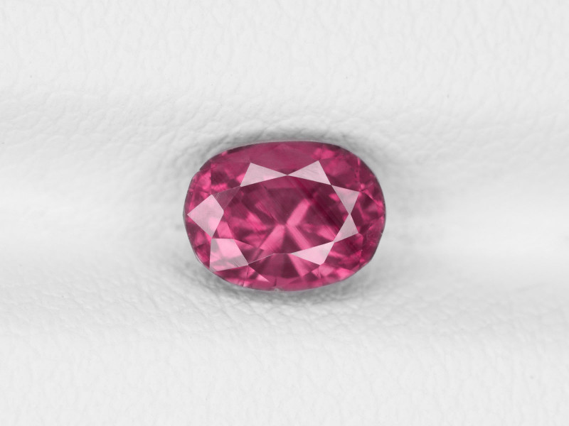 Pink Sapphire, 1.18ct - Mined in Pakistan | Certified by IGI
