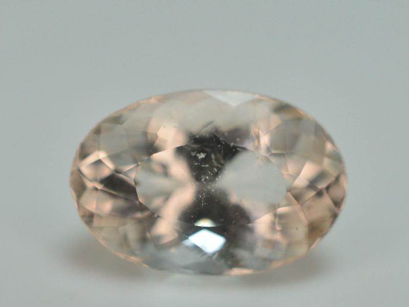 4.325 Ct Natural Morganite Gemstone