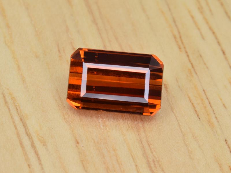 Natural Spessartite Garnet 2.99 Cts Top Color