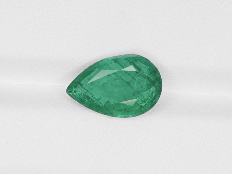 Emerald, 3.69ct-Mined in Zambia