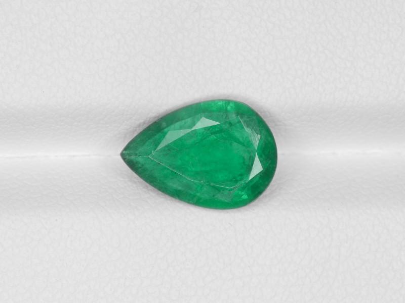 Emerald, 2.12ct-Mined in Zambia