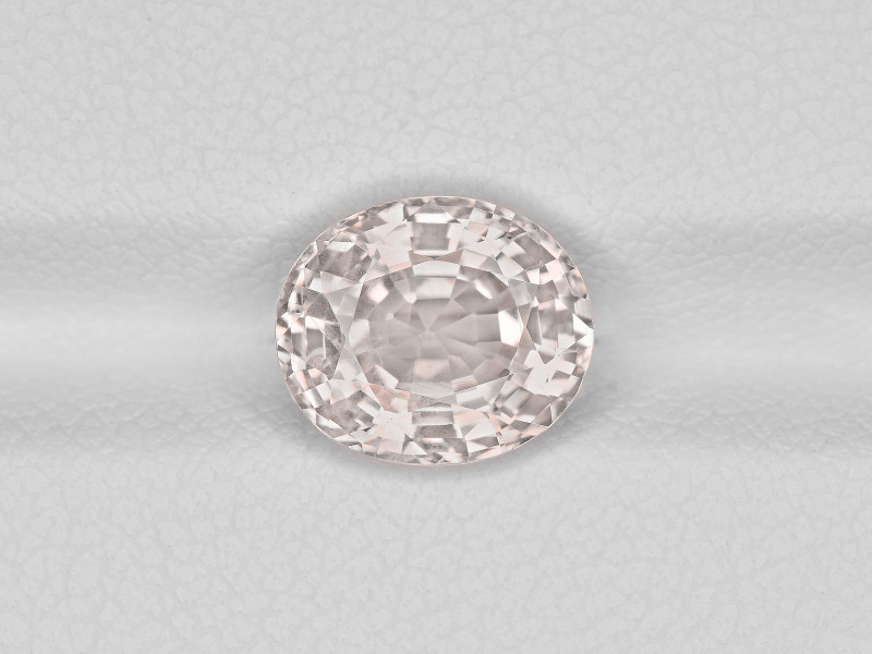 Colorless Sapphire, 3.23ct - Mined in Sri Lanka | Certified by GII