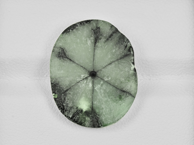 Trapiche Emerald, 10.35ct - Mined in Colombia | Certified by IGI