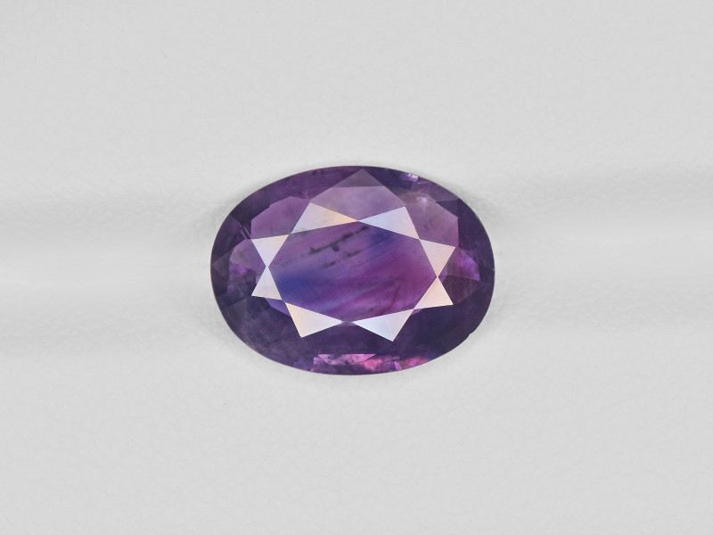 Fancy Sapphire, 3.62ct - Mined in Pakistan | Certified by IGI