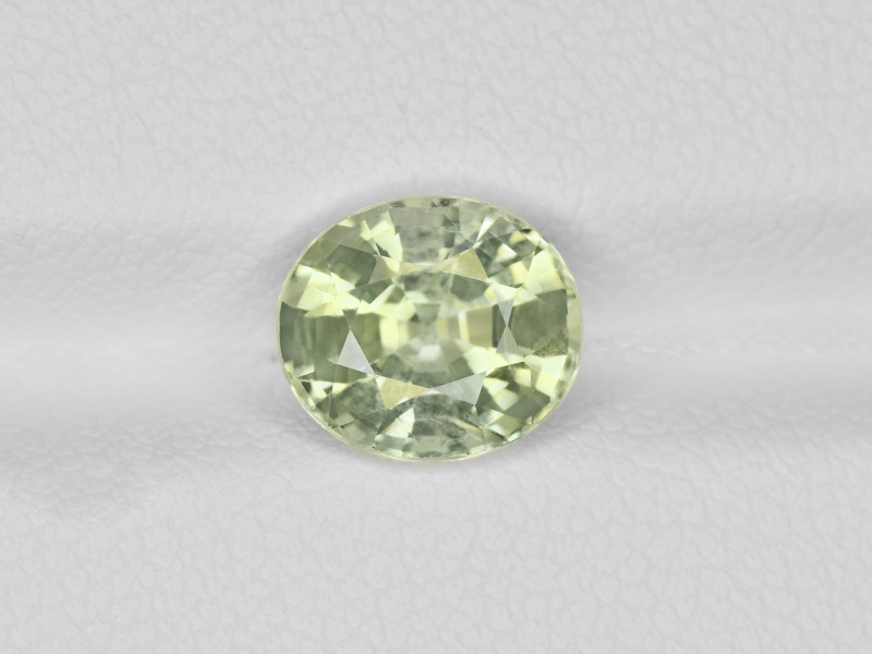 Fancy Sapphire, 2.52ct - Mined in Madagascar | Certified by IGI