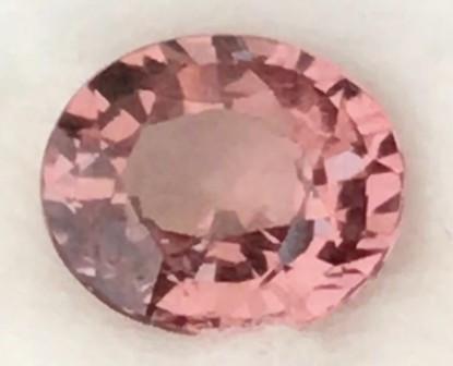 2.00ct Dusty Pink Malaya Garnet !  DR60 H723