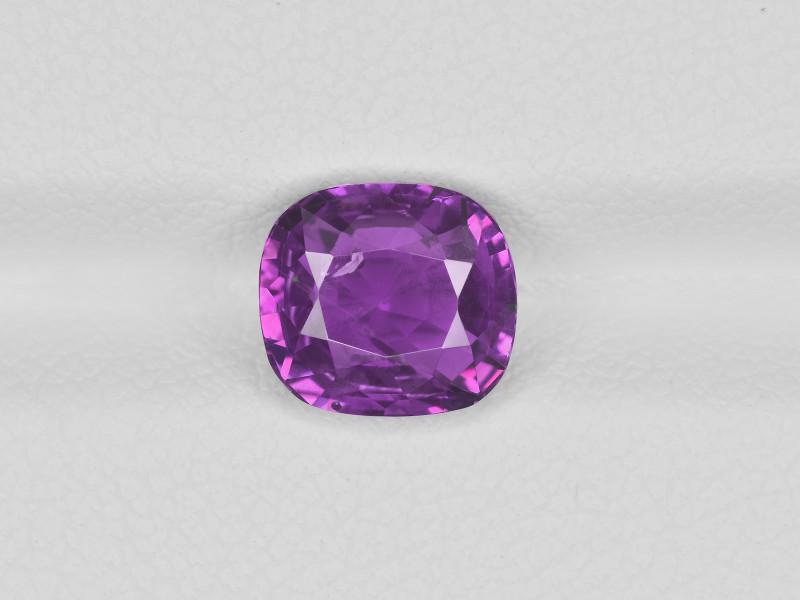 Fancy Sapphire, 2.60ct - Mined in Sri Lanka | Certified by IGI