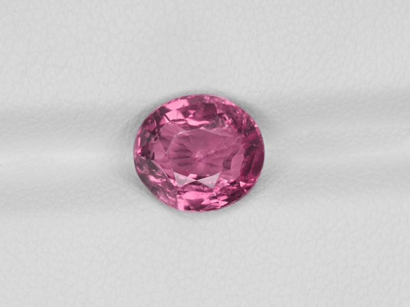 Pink Sapphire, 3.52ct - Mined in Madagascar | Certified by IGI