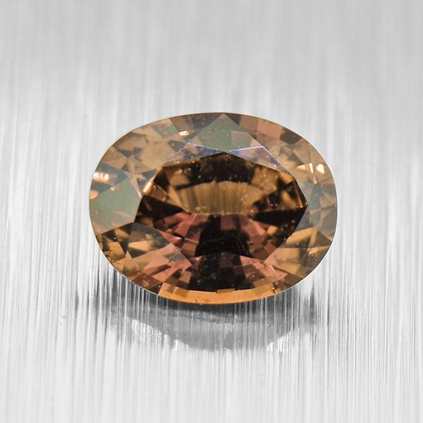 Unheated Brown Sapphire 0.42ct (01559)