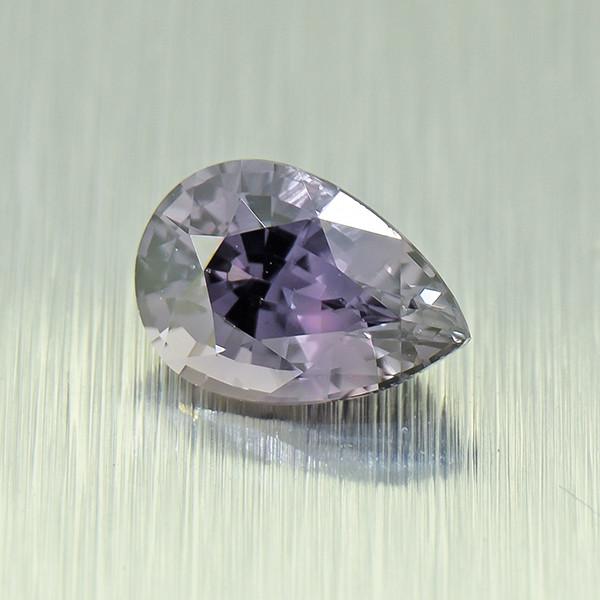 Unheated Sapphire 0.68ct, Pear (01561)