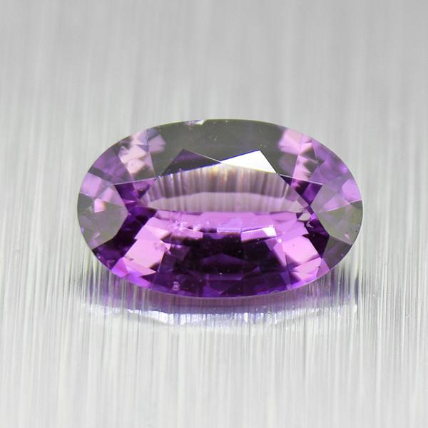 Unheated Purple Sapphire, Ceylon 0.34ct (01570)