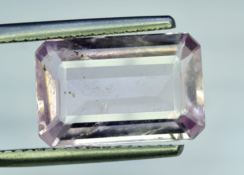 Morganite, 6.45 Carats Lovely Pink Morganite Gemstone