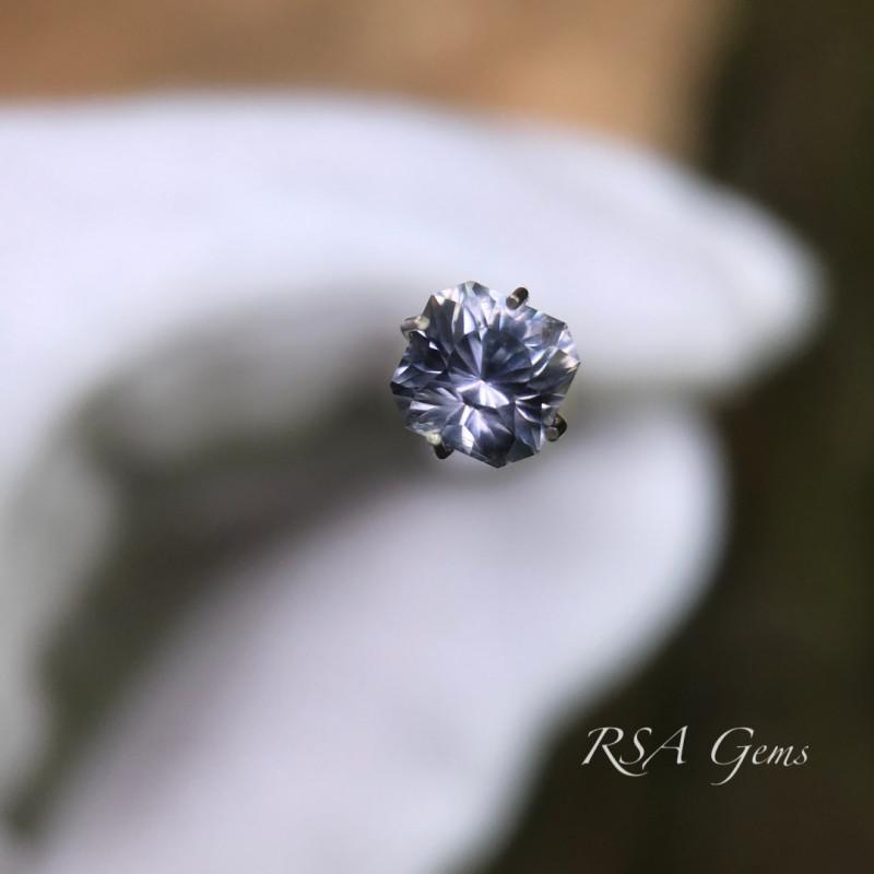 Tanzanite - 0.77 carats